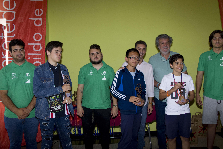 Cerca de 4.000 jóvenes han participado en los XXX Juegos Insulares de Promoción Deportiva