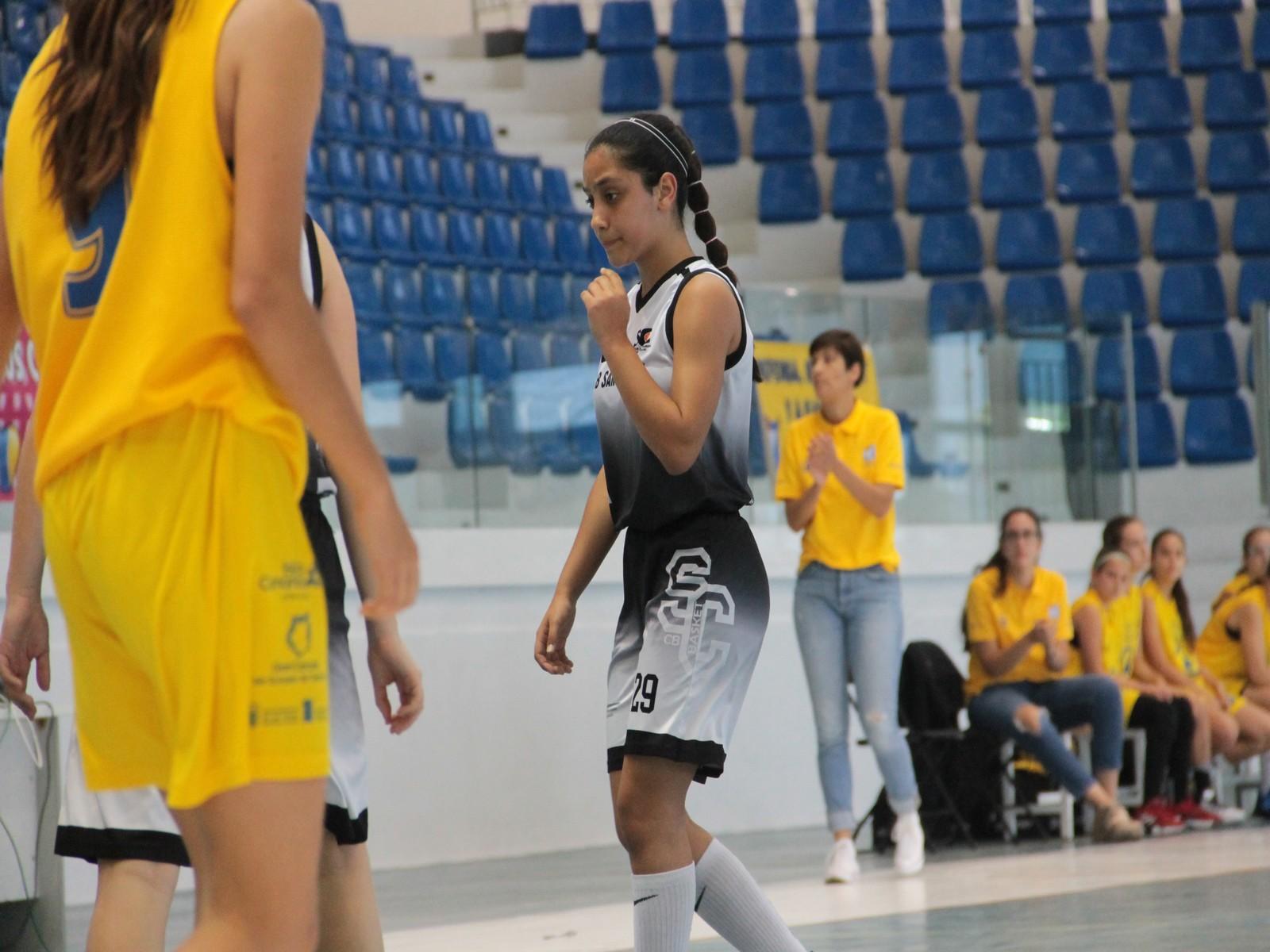 Definidos los finalistas del Campeonato de Canarias Preinfantil de Baloncesto