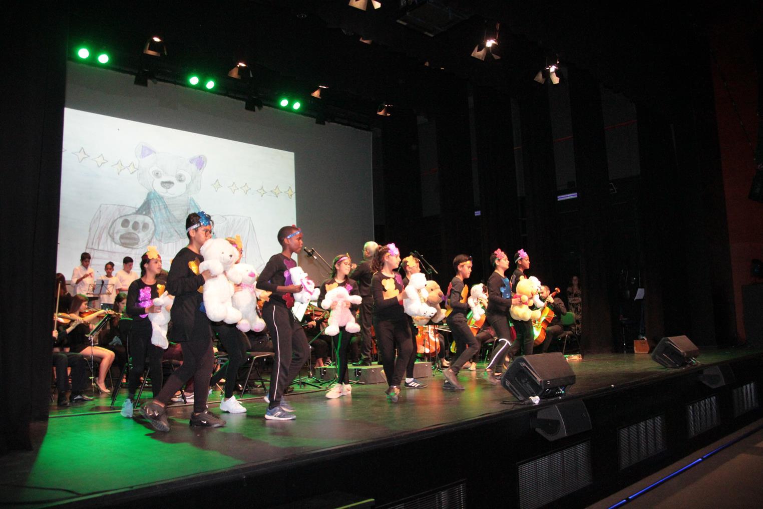 La XVIII Semana de la Música del CIEM concluye con el concierto didáctico 'La sinfonía de los juguetes'