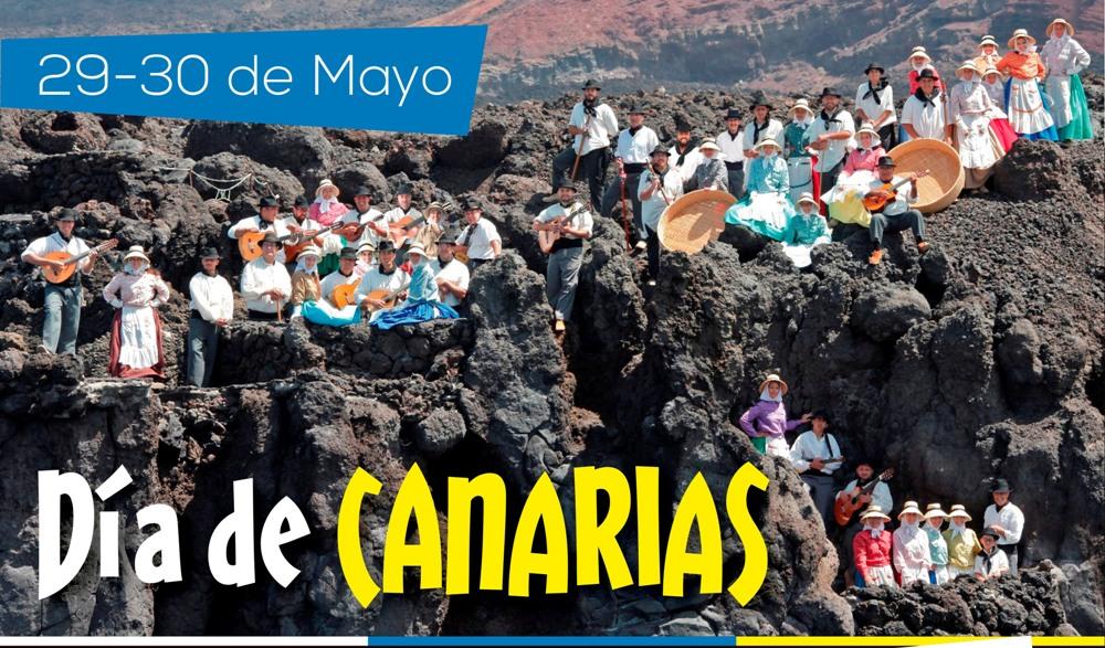 Yaiza celebra el Día de Canarias con actos el 29 y 30 de mayo