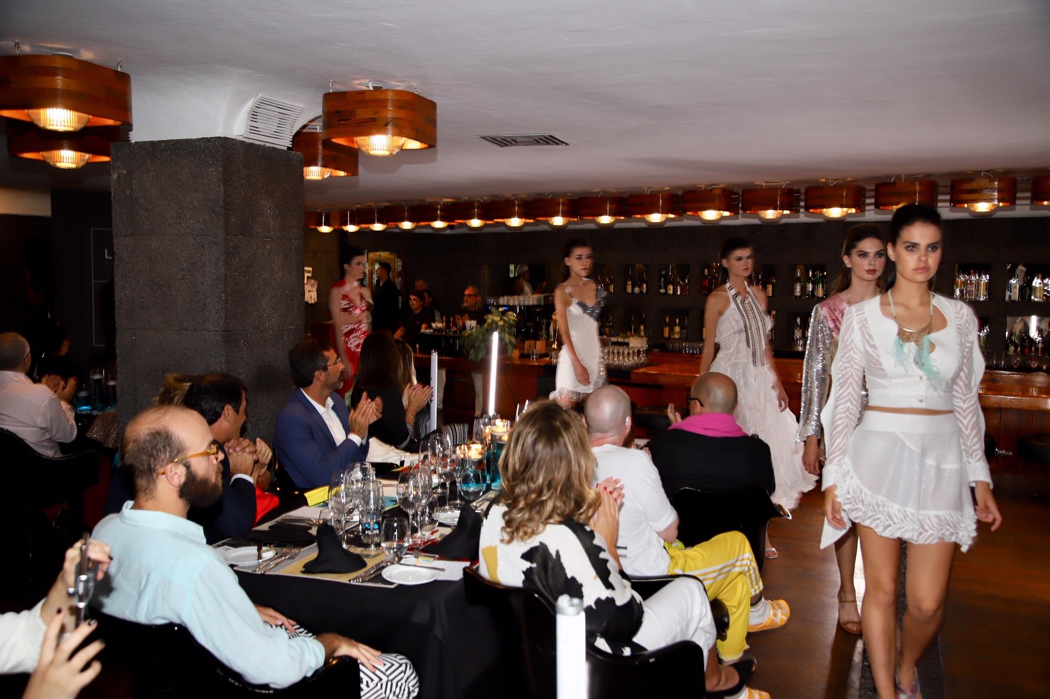 La moda lanzaroteña brilla en la primera jornada de 'Lanzarote Fashion Weekend'