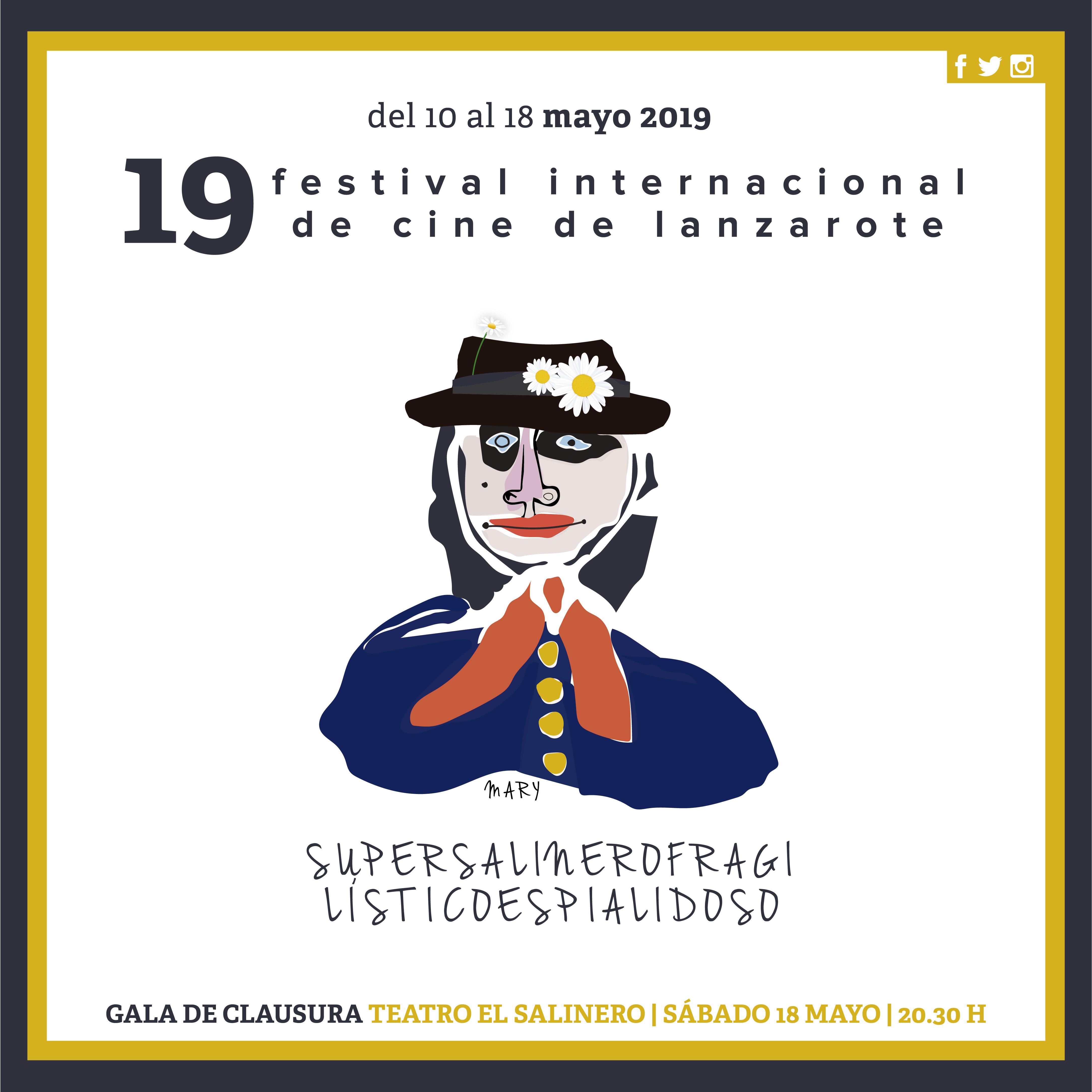 """El 19º Festival Internacional de Cine de Lanzarote arranca hoy con el largometraje """"En busca del Oscar"""", de Octavio Guerra"""