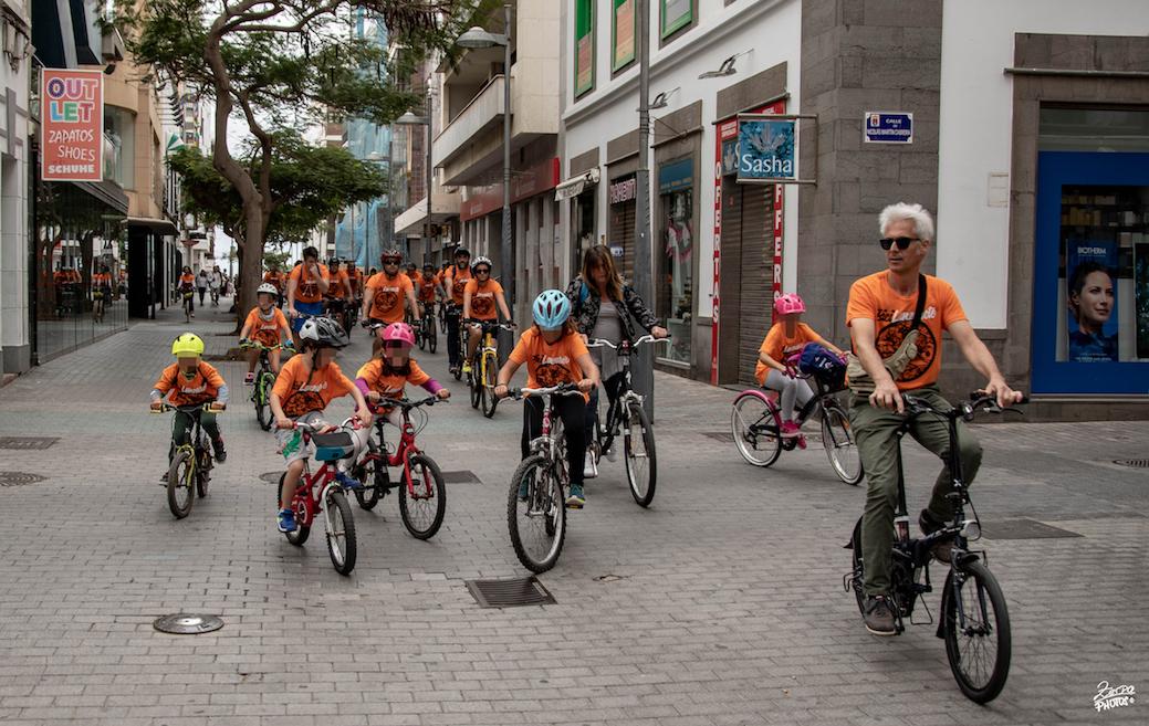 El Cabildo de Lanzarote felicita a los participantes del concurso de fotografía 'FotoBiciMap' de las Jornadas 'BiciLanzarote 2019'