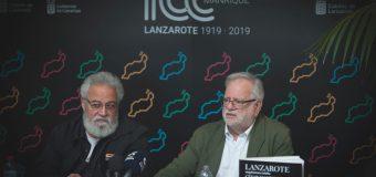 El Cabildo de Lanzarote y la Fundación Fernando Higueras presentan en el CIC El Almacén la reedición del libro 'Arquitectura Inédita' de César Manrique y sus colaboradores
