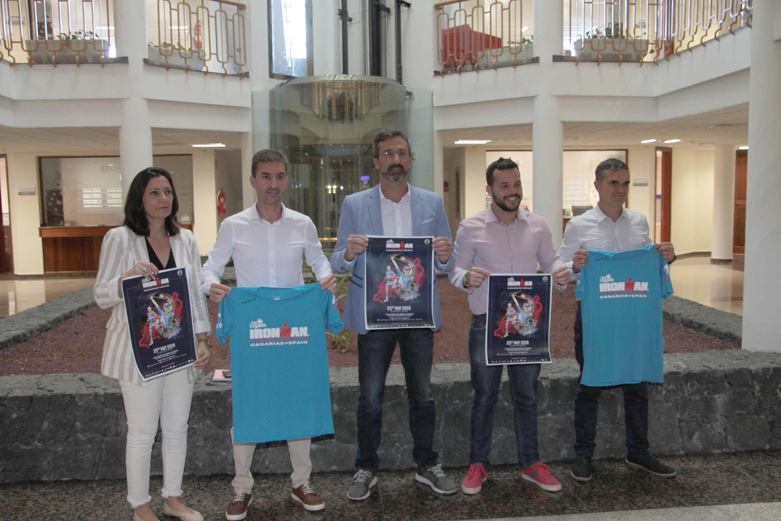El 'XXVIII Ironman Lanzarote', el más duro del mundo, se celebrará el sábado 25 de mayo con un cartel de lujo