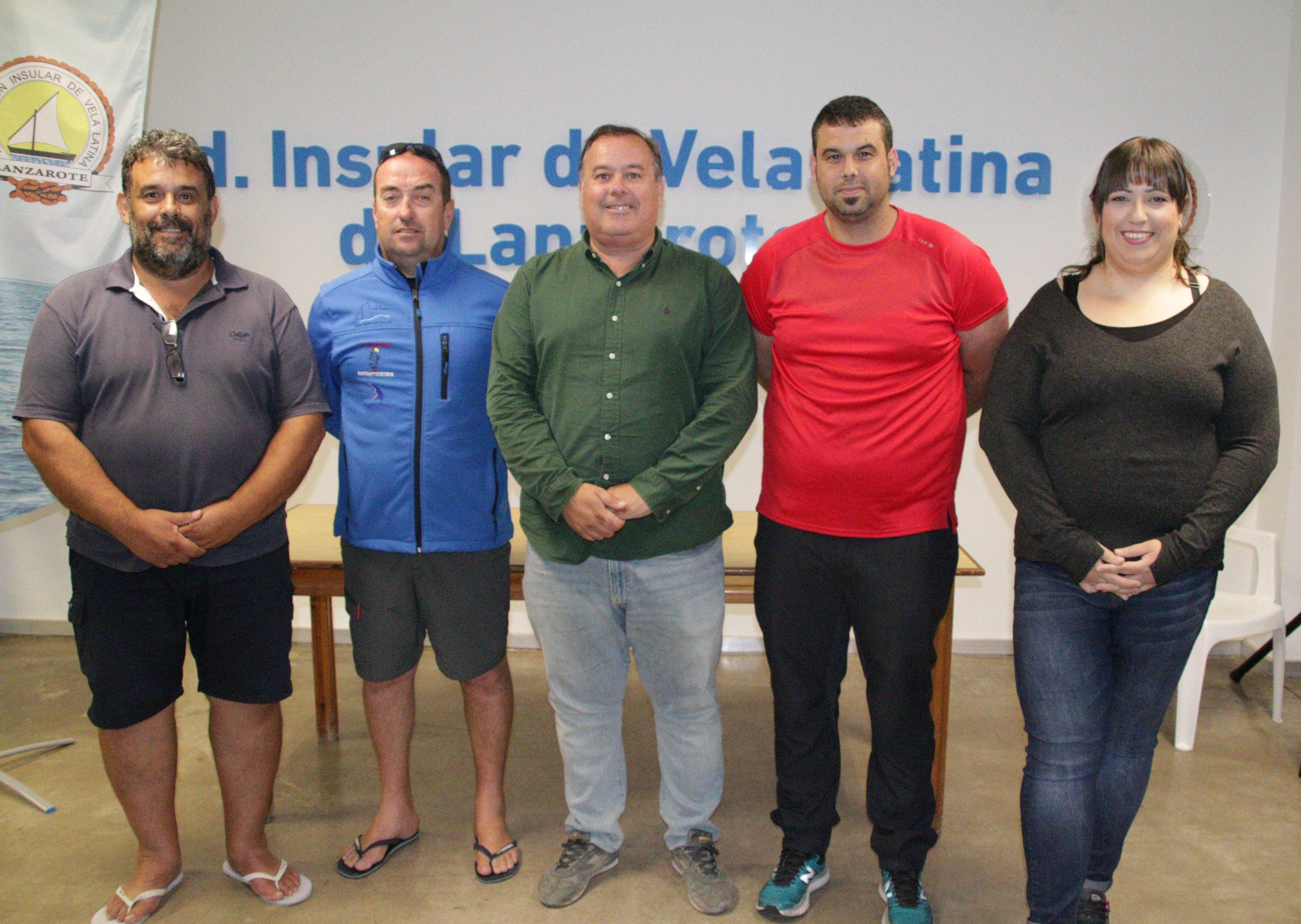 Luis Toledo toma posesión como presidente de la Federación Insular de Barquillos