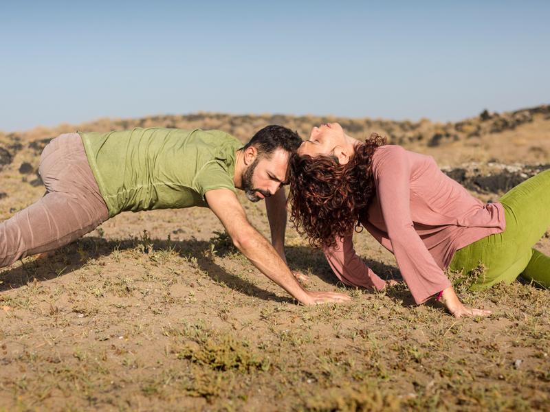 El espectáculo de danza 'Divino Desierto' llega al Teatro El Salinero el próximo sábado 11 de mayo