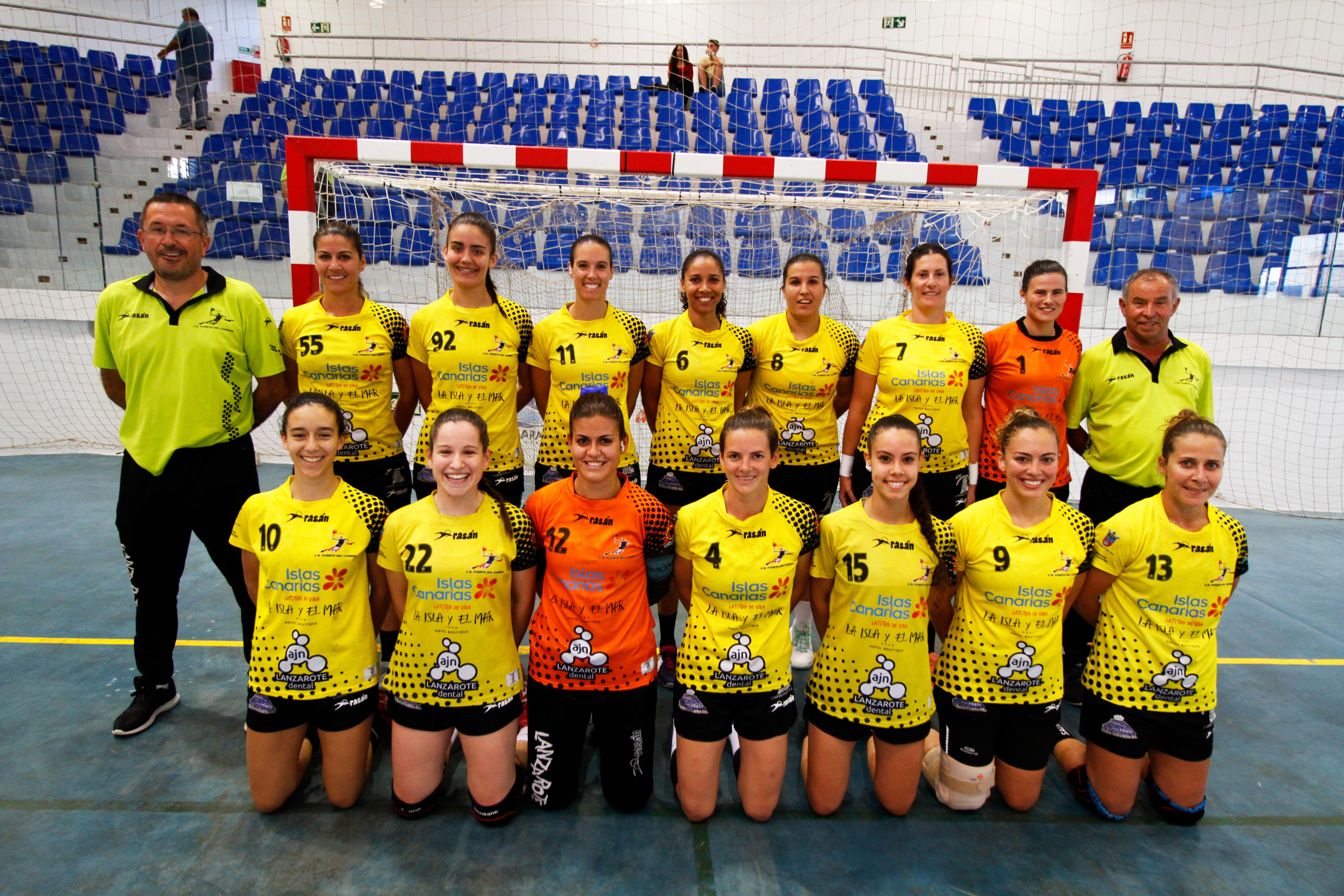 El CB Lanzarote Puerto del Carmen gana su partido ante el Bolaños pero se queda a las puertas de la gloria