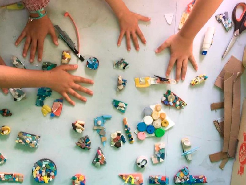 El Almacén acoge los talleres infantiles '#Manrique100 en Familia' este sábado 18 de mayo