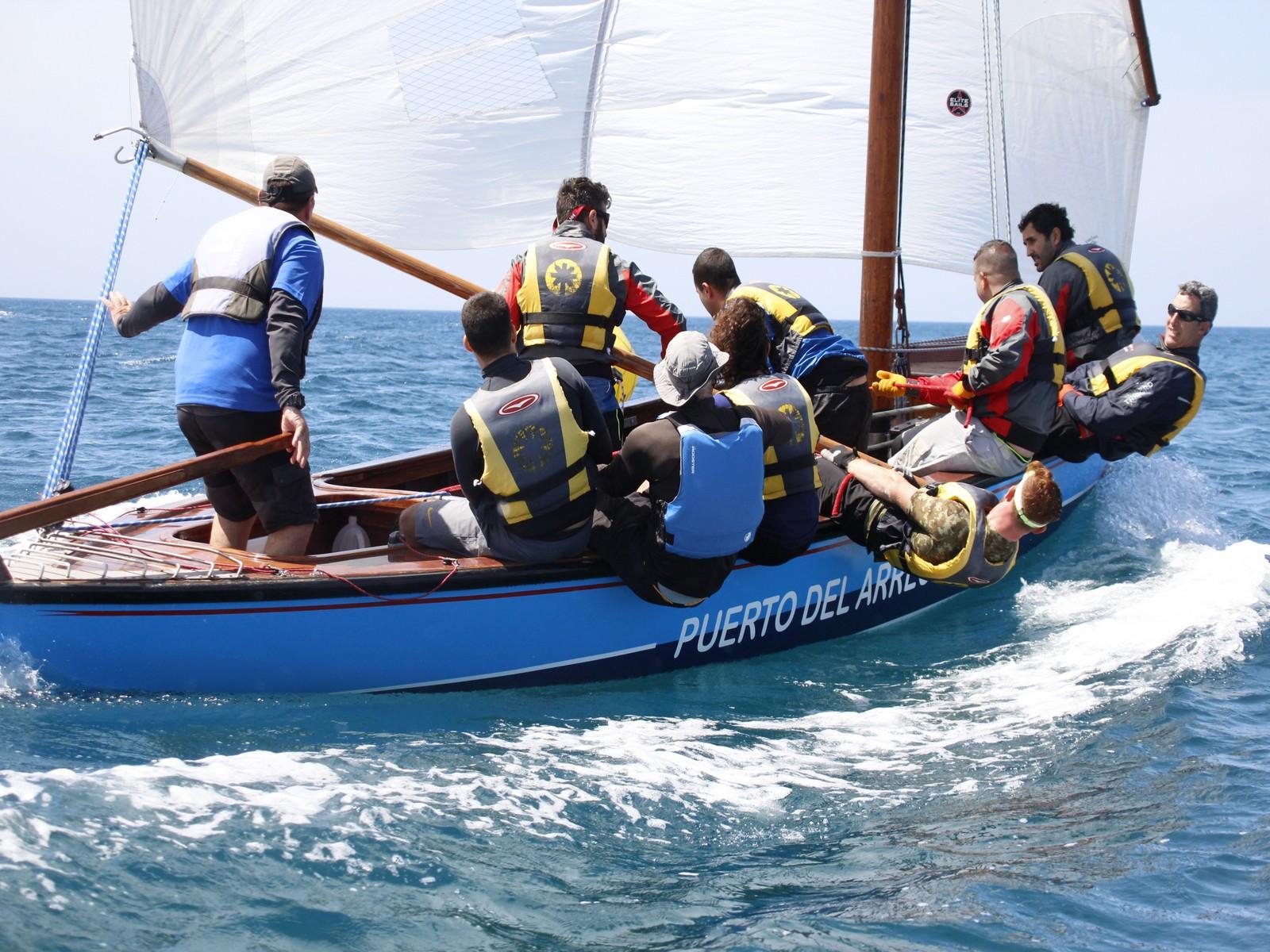 Arranca el Trofeo Ciudad de Arrecife de 8'55 metros con la cuarta jornada de Liga