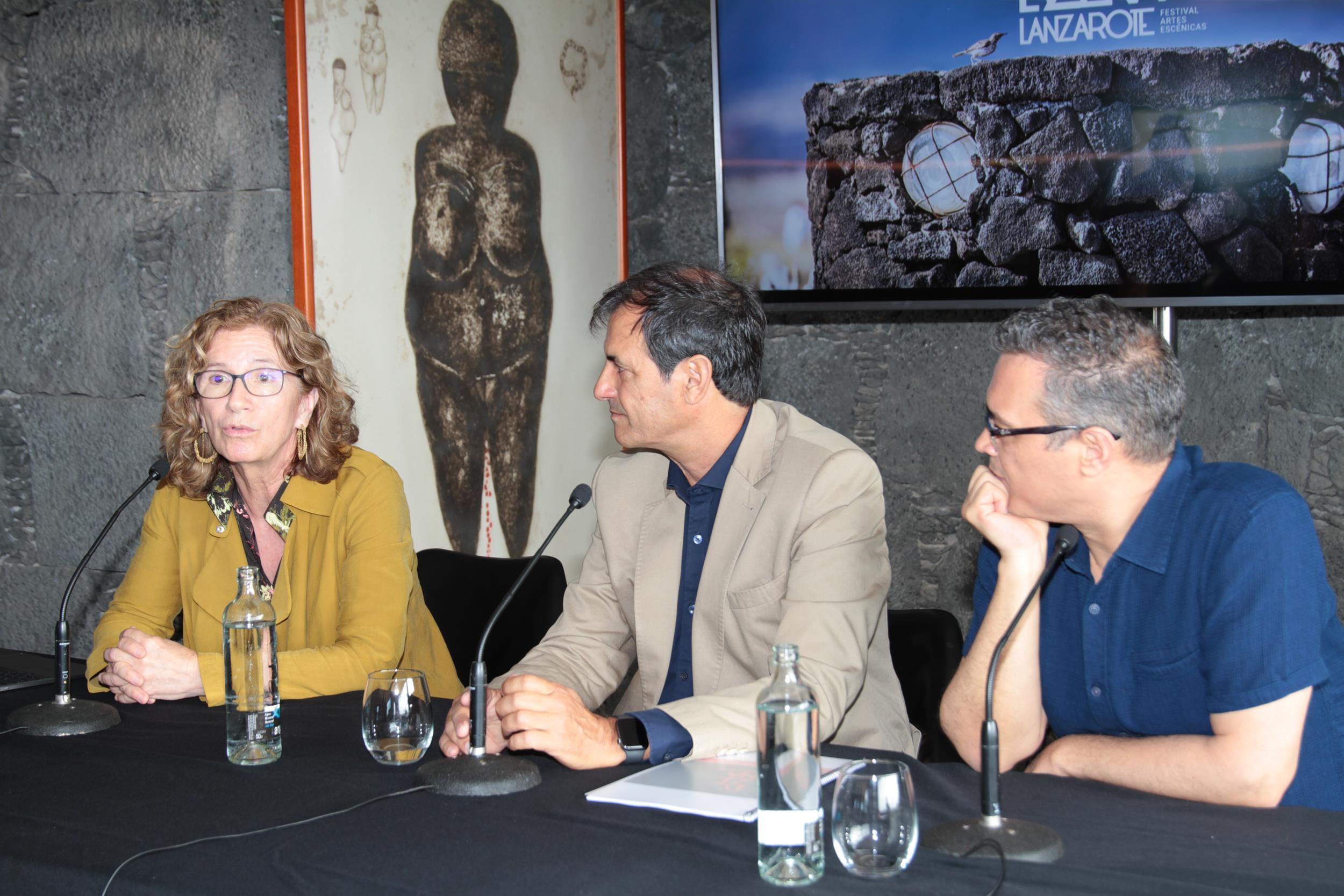 Los Centros presentan Escena Lanzarote, una fiesta de la creatividad que se celebrará en los escenarios naturales creados por César Manrique