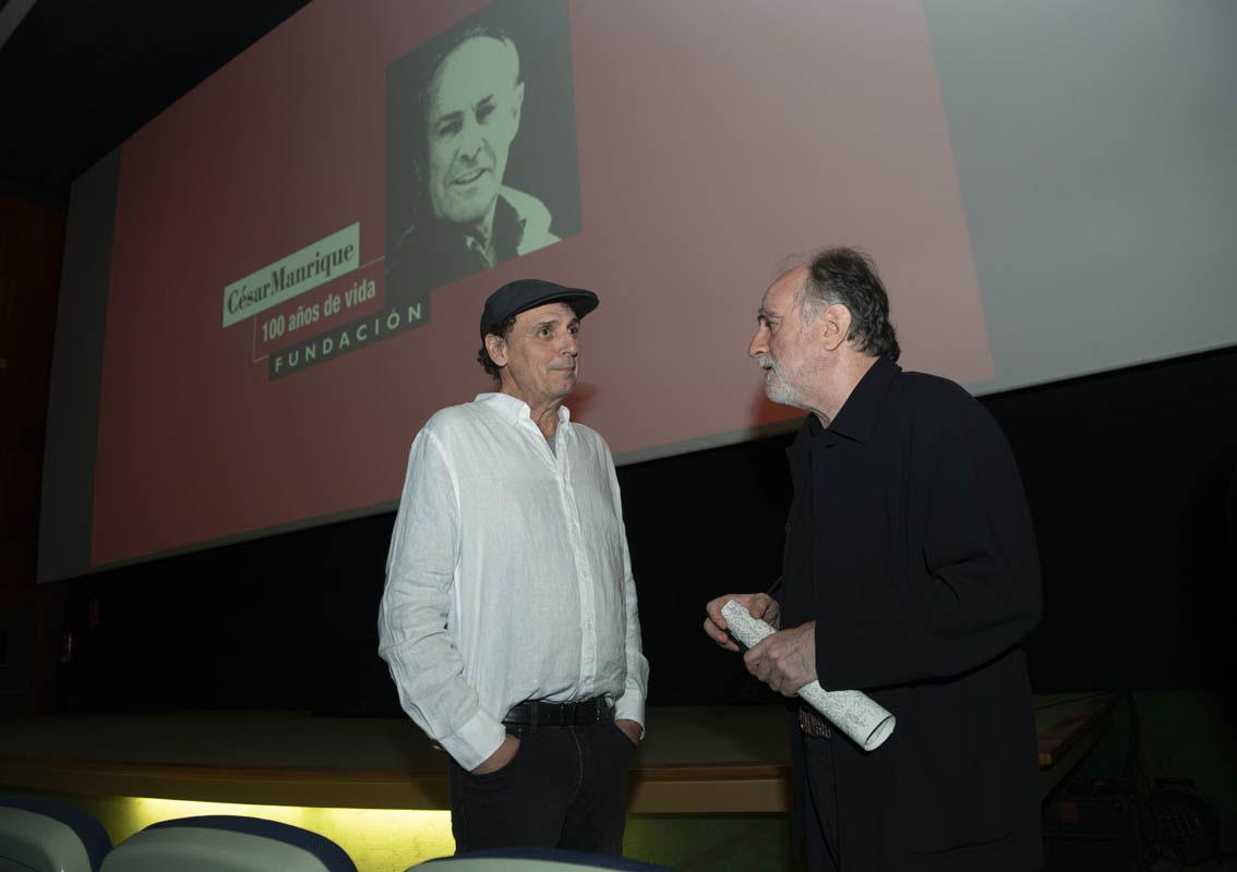 """La fundación César Manrique estrena la película «De Una Isla», dirigida por José Luis Guerin: """"He creado mi propia isla cinematográfica"""""""