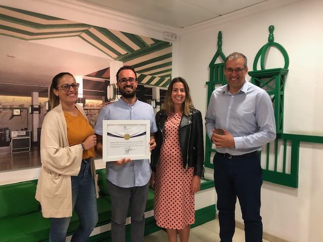 La Universidad de Las Palmas de Gran Canaria concede su Sello de Oro a los CACT