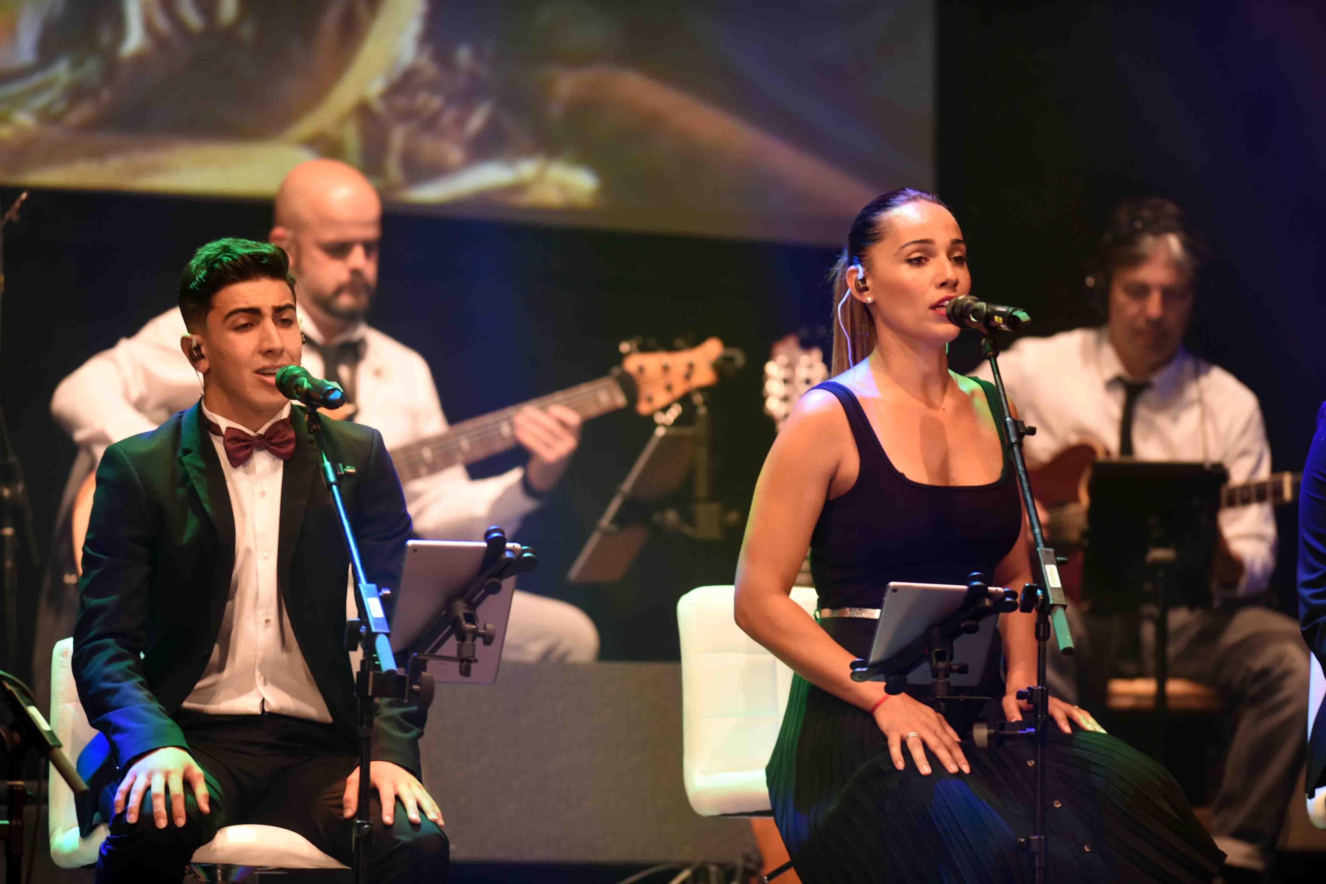 Bohemia Lanzarote ofreció un gran concierto por el Día de Canarias colgando el cartel de entradas agotadas