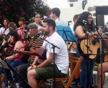 La Escuela Municipal de Folclore clausura el curso 2018/2019 con un aplaudido concierto celebrado en la Casa Ajei