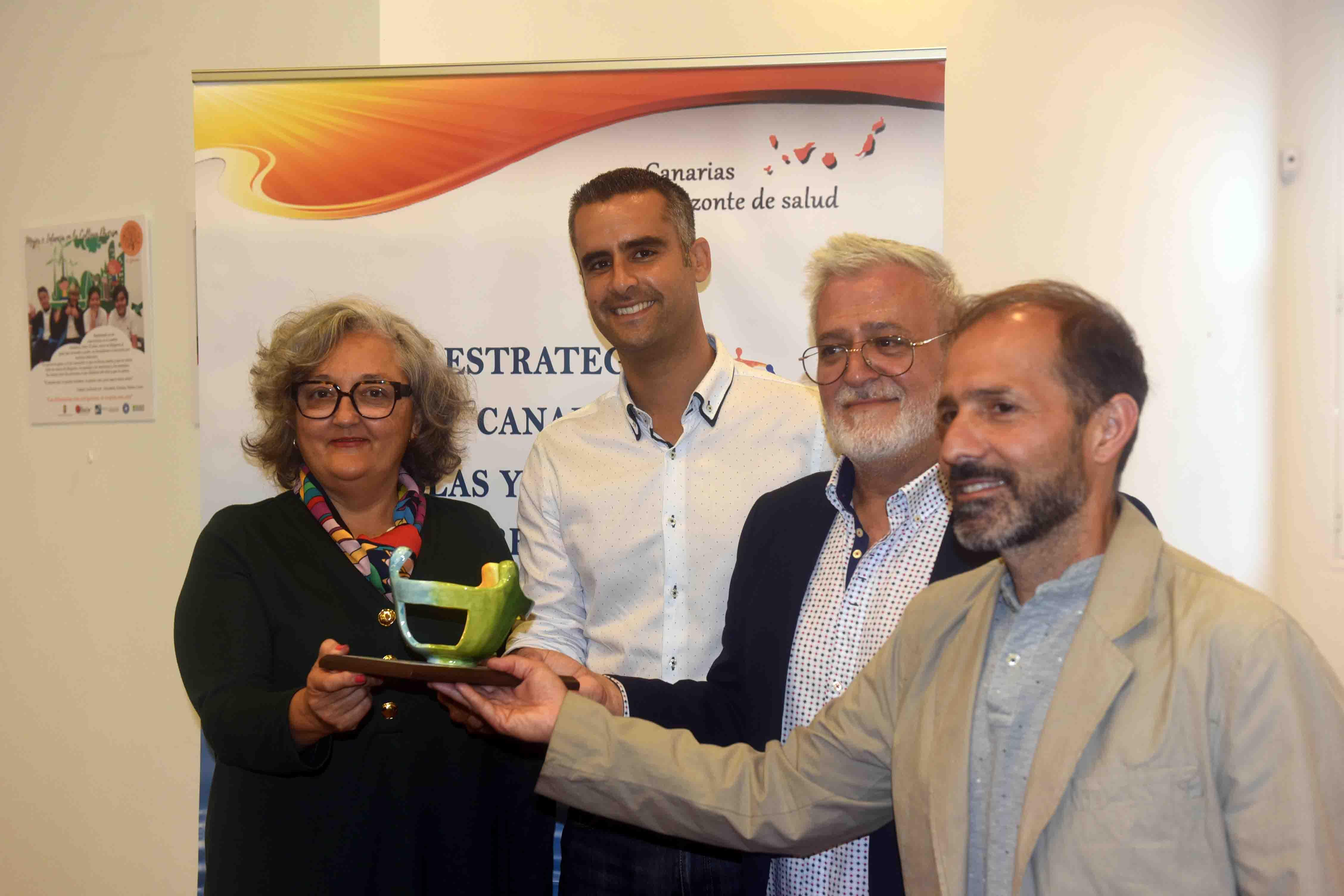 San Bartolomé, primer municipio de Lanzarote en adherirse a la Estrategia de Promoción de la Salud y Prevención en el Sistema Nacional de Salud
