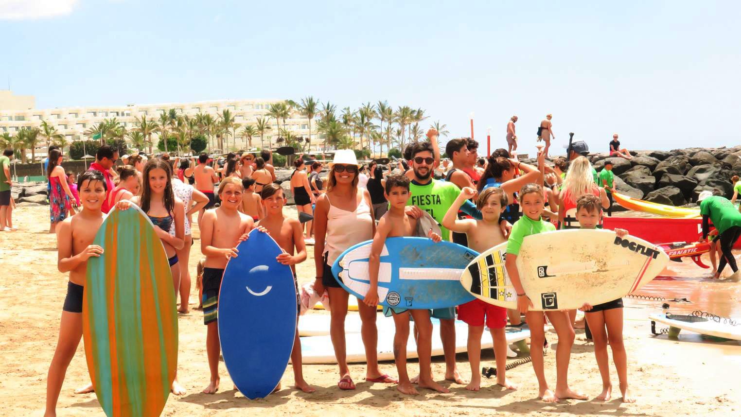 Costa Teguise celebra este sábado la Fiesta del Mar 2019