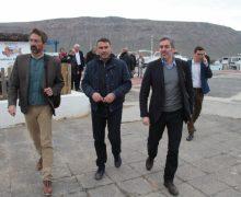 El Cabildo de Lanzarote recibe del Gobierno de Canarias una subvención de 700.000 euros para ejecutar el 'Plan de Acción para Recuperación Ambiental y la Gestión de los Residuos' en La Graciosa