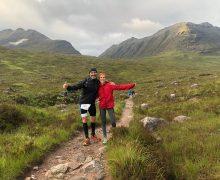 Leoncio Ramírez, el primer canario en conquistar el triatlón extremo Celtman en Escocia