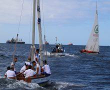 El viento protagonista de la quinta jornada el Campeonato Aguas de Teror