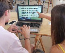 El Festivalito saca a la calle la proyección de cortometrajes canarios con un especial dedicado al grupo El Supositorio