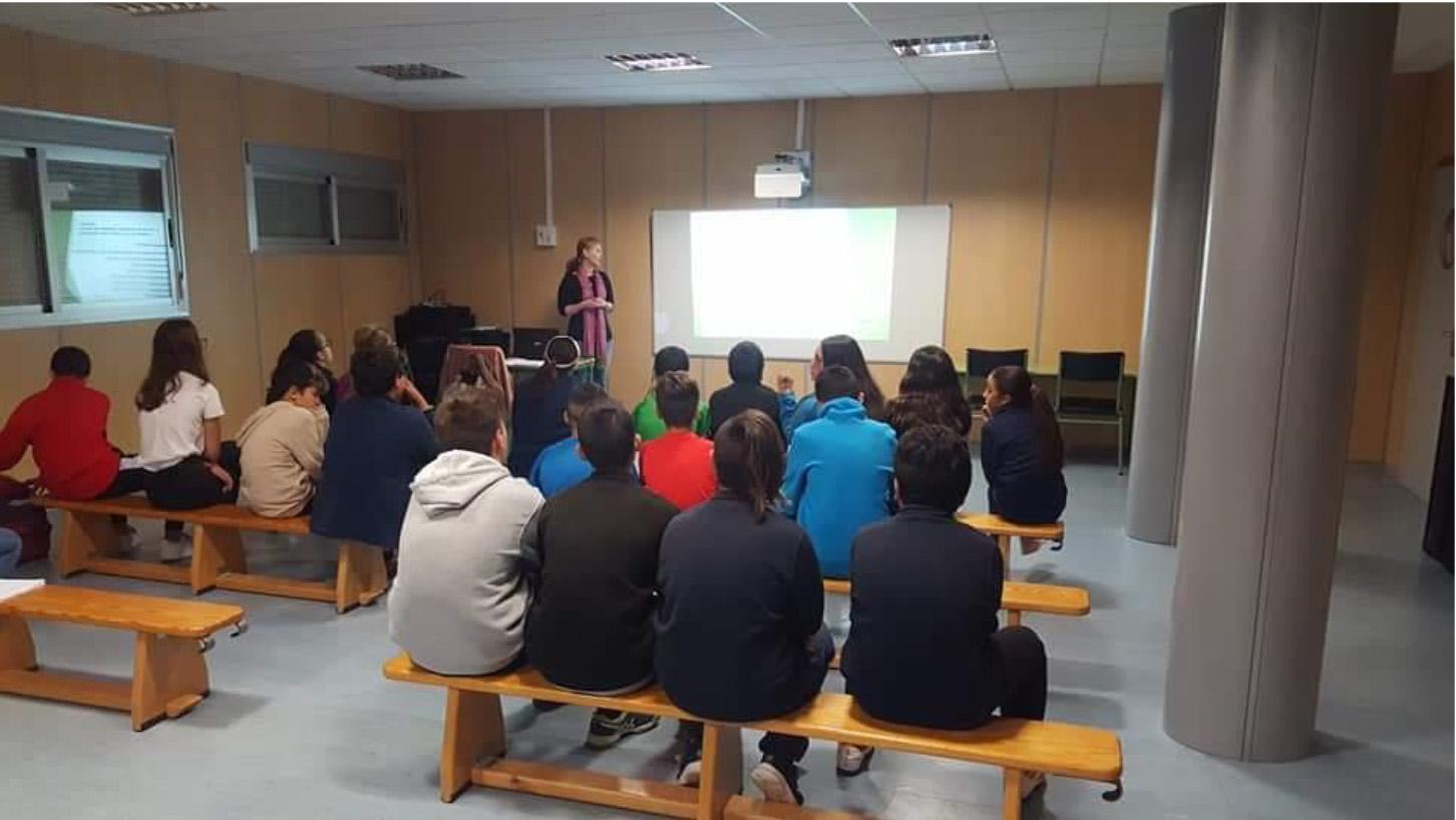 El Cabildo de Lanzarote imparte formación sobre prevención del acoso escolar a unos más de mil jóvenes de primero de la ESO de la isla