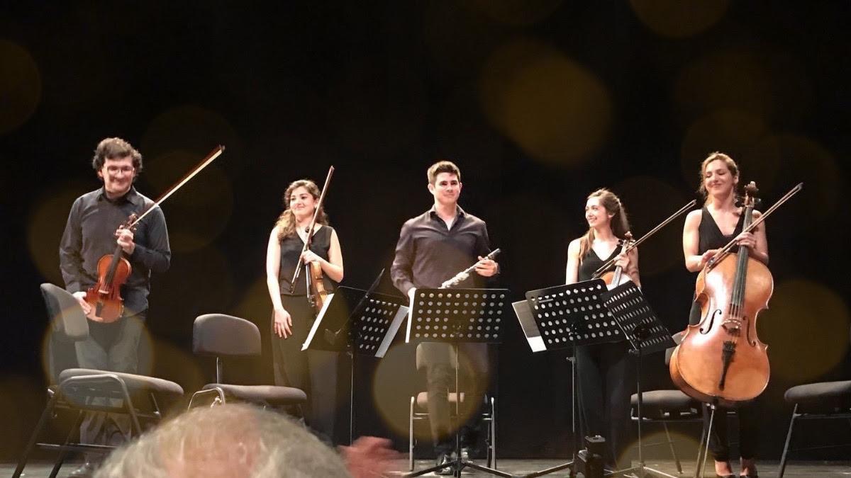 """Class_ik Lanzarote presentó su tercer concierto de la temporada en """"El Salinero"""""""