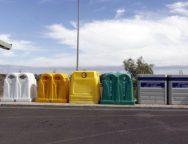 El Cabildo mejora el servicio de gestión de residuos en los puntos limpios