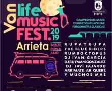 Arrieta celebra las Fiestas de Nuestra Señora del Carmen 2019