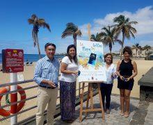 Arrecife pide civismo para evitar la presencia de colillas en las calles, jardines y playas