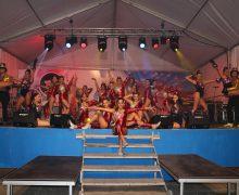 Noche de música, baile y diversión en Femés