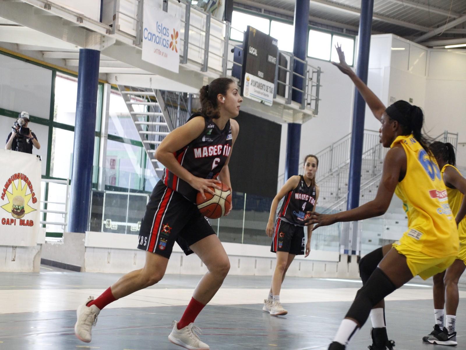 Calendario Liga Femenina.El Magec Tias Ya Conoce A Sus Rivales En La Liga Femenina 2