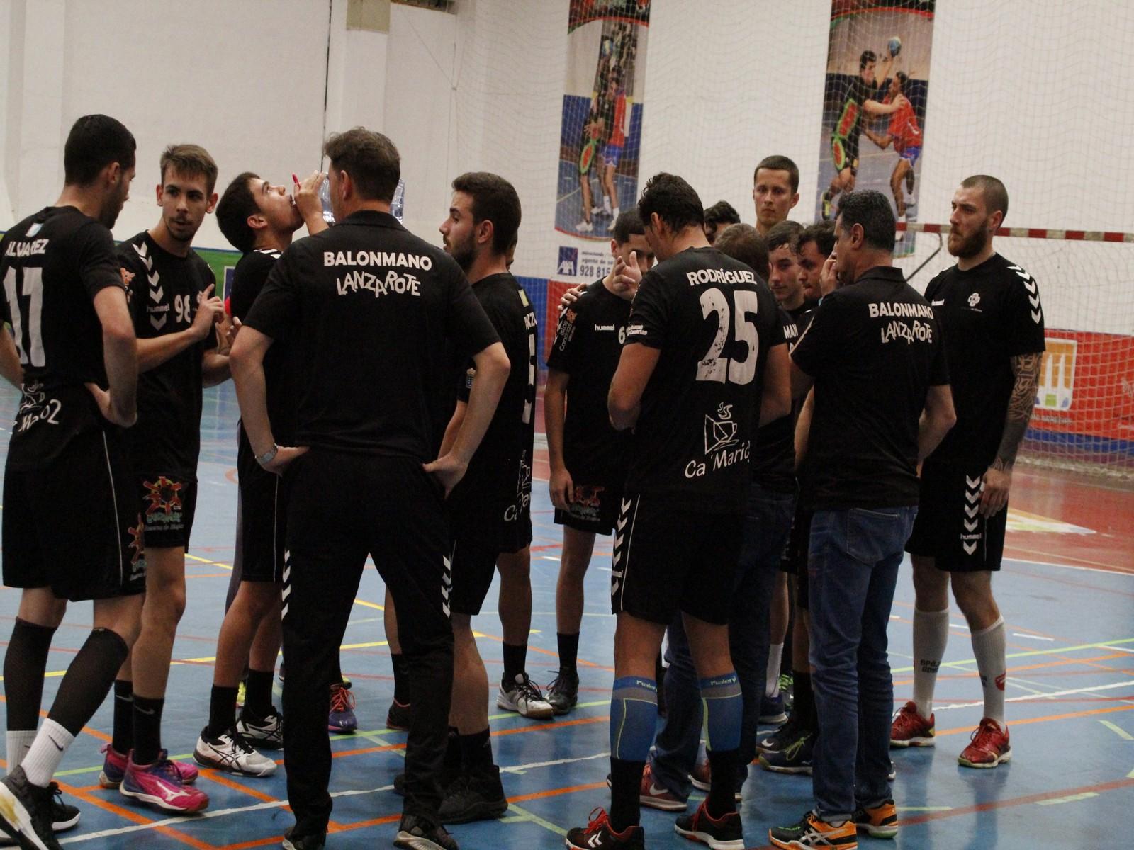 El CB San José Obrero Lanzarote debuta ante el BM Cañiza de Pontevedra