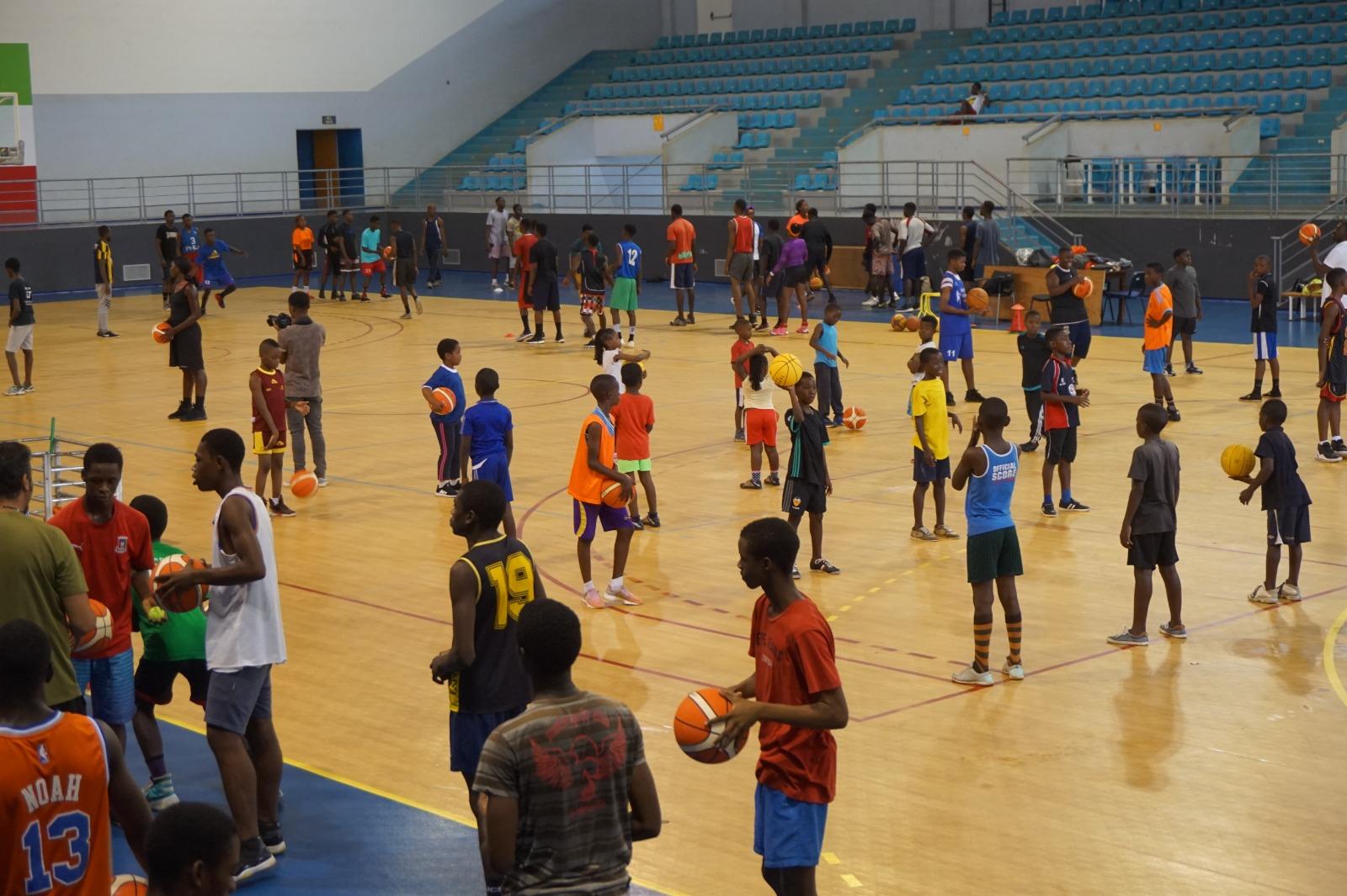CB Conejero y Fundación Martínez Hermanos realizan el Campus en Guinea Ecuatorial
