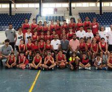 El CD Magec Tías clausura su Campus de Tecnificación 2019