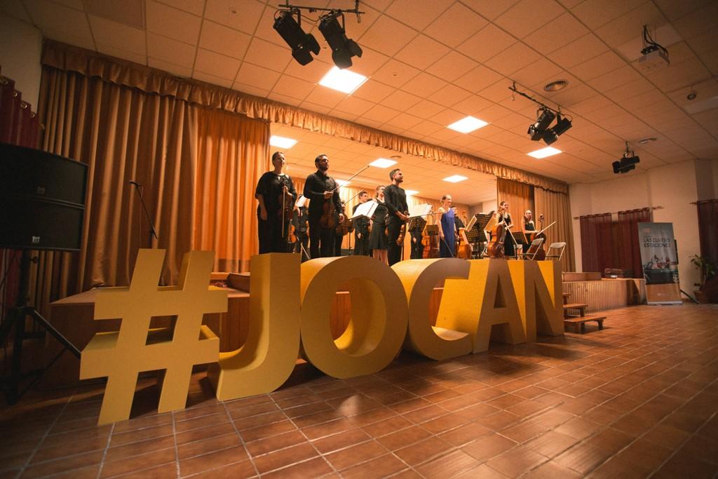 La Joven Orquesta de Canarias continúa su gira estos días en Gran Canaria, Fuerteventura, La Graciosa y Lanzarote