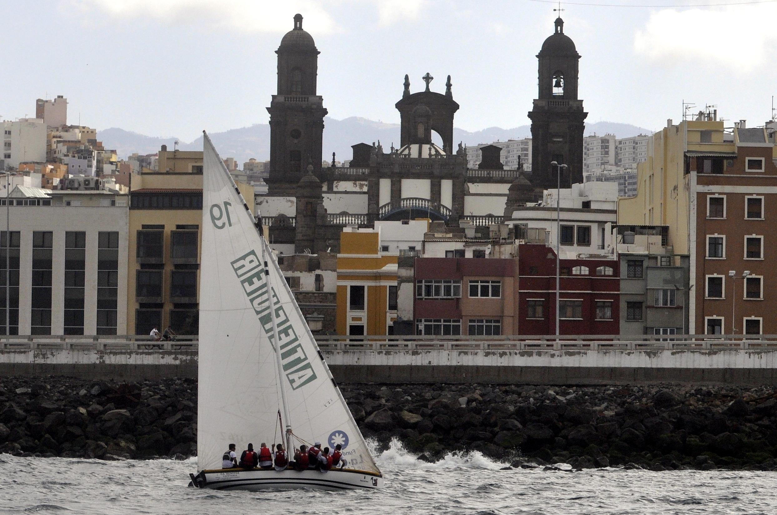 Guanche y Morales centran la atención de la novena jornada del Aguas de Teror