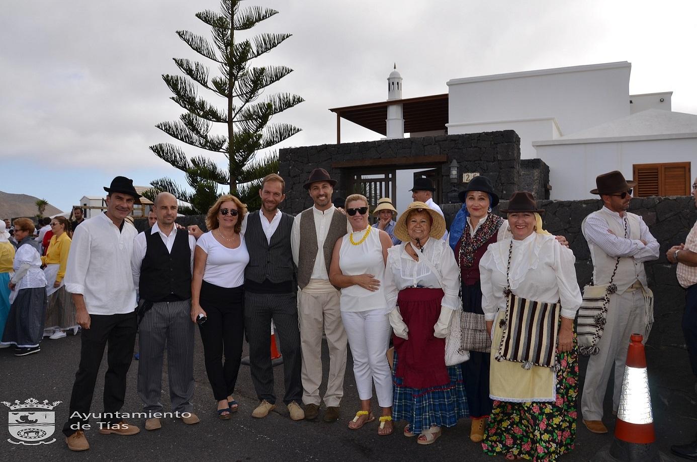 El pueblo de Masdache concluye hoy sus fiestas en honor a La Magdalena