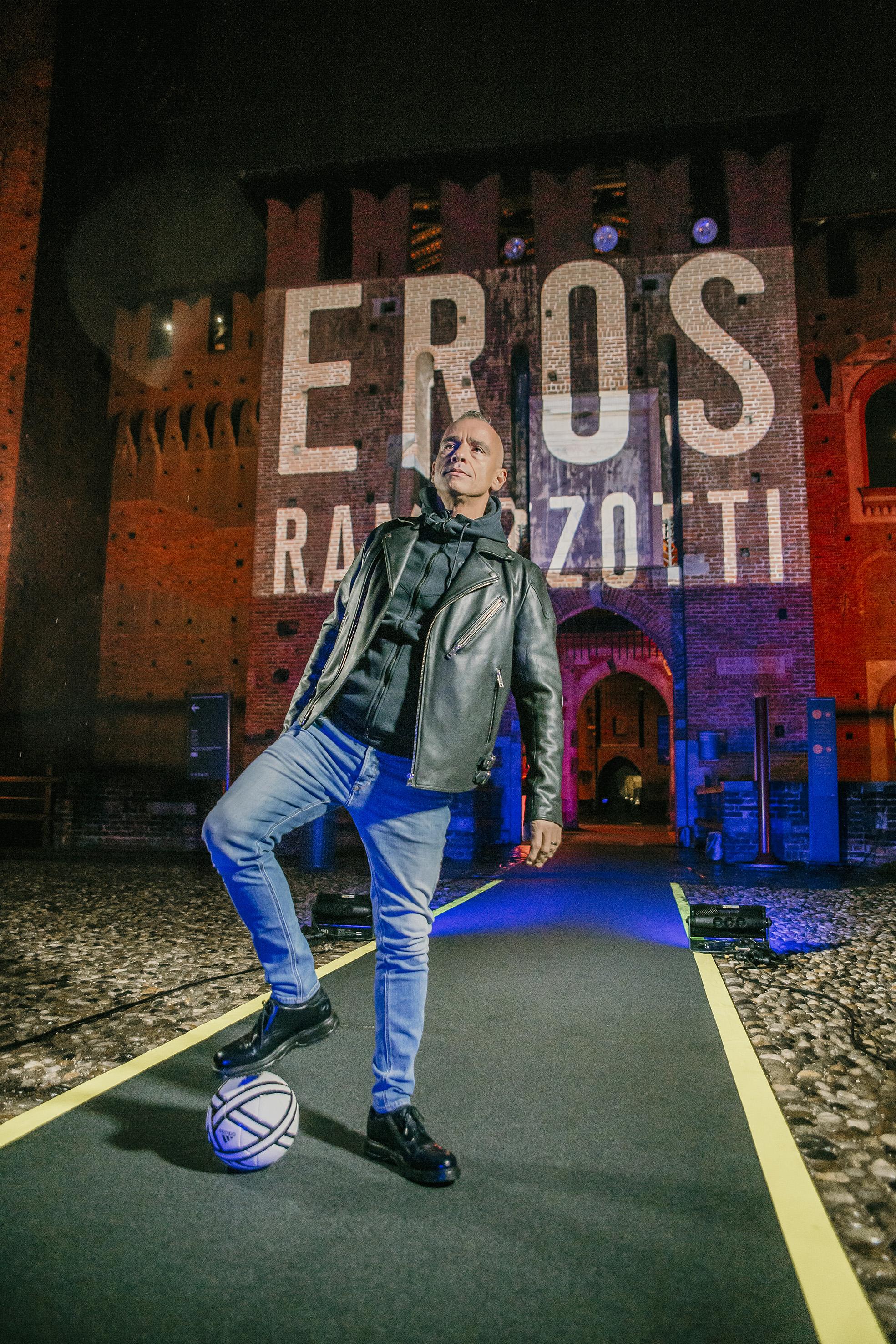 """Eros Ramazzotti: """"Estoy muy emocionado  por venir a Canarias"""""""