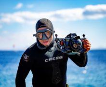 Las condiciones han sido perfectas para la práctica del buceo en el Open Fotosub Lanzarote Mar de Lava