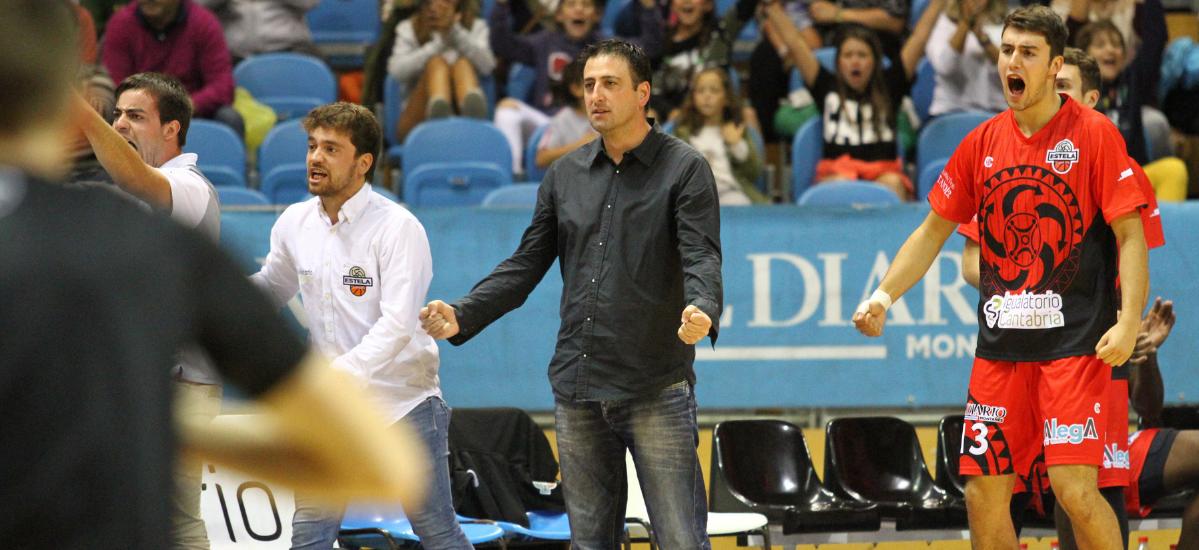 Iñaki Merino será el nuevo entrenador del Aloe Plus Lanzarote Conejero