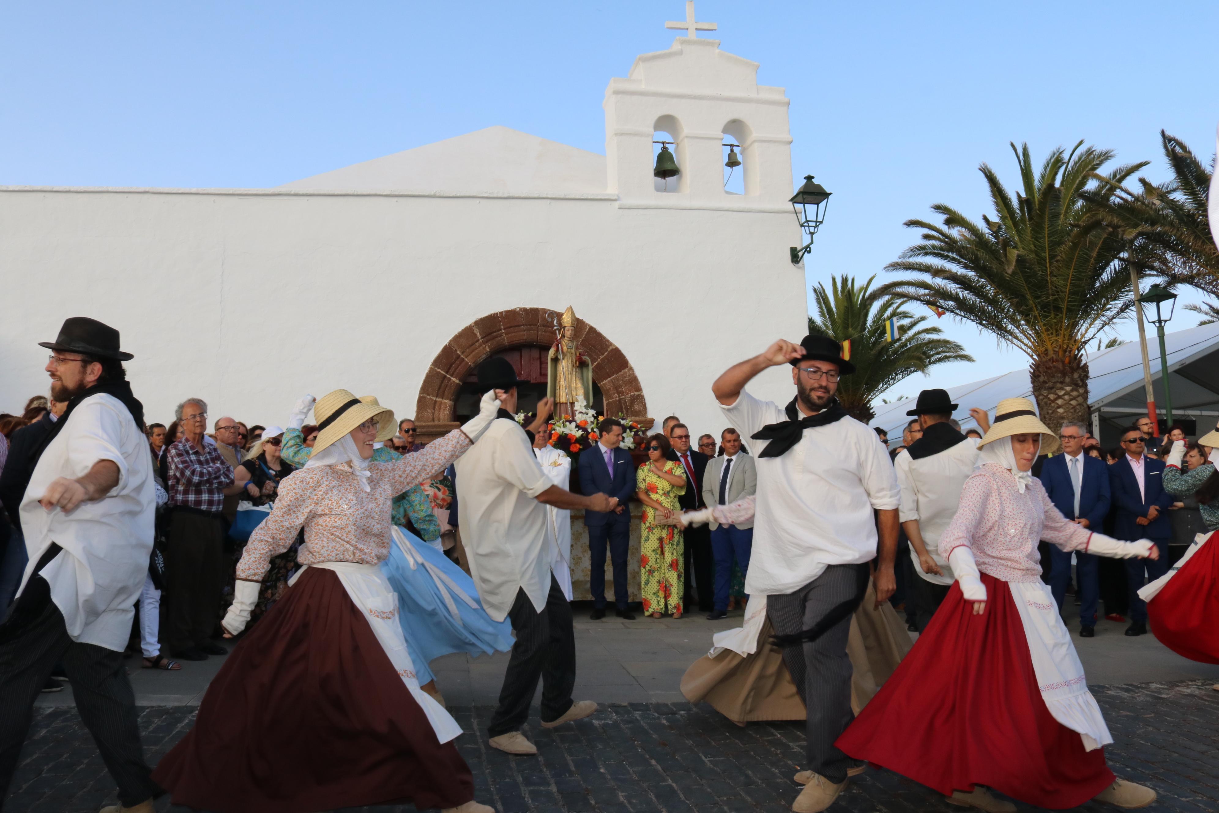 Femés inicia mañana sus fiestas en honor a San Marcial de Rubicón con la lectura del pregón