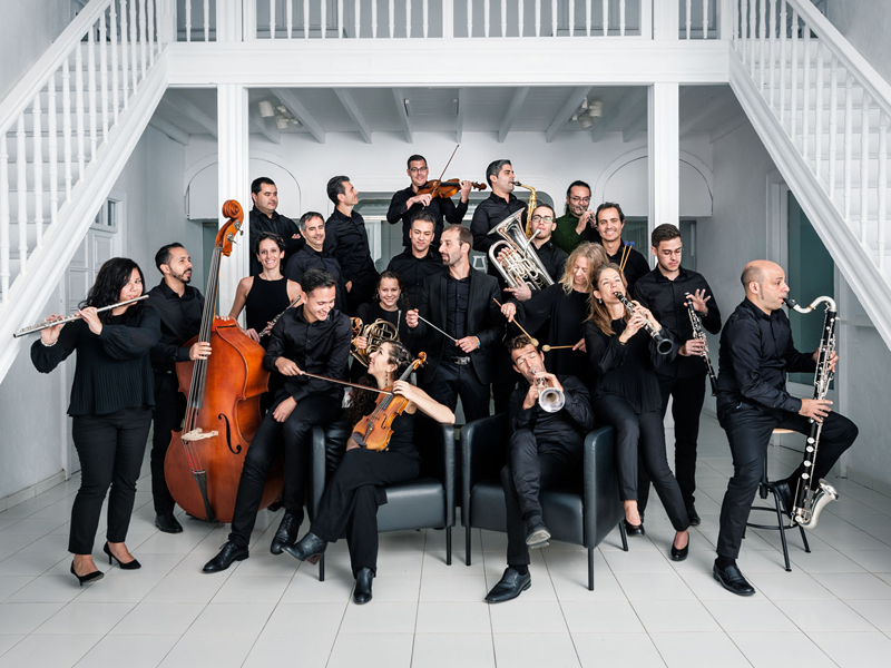 Lanzarote Ensemble actúa en La Orotava dentro de su 14º Festival de Música