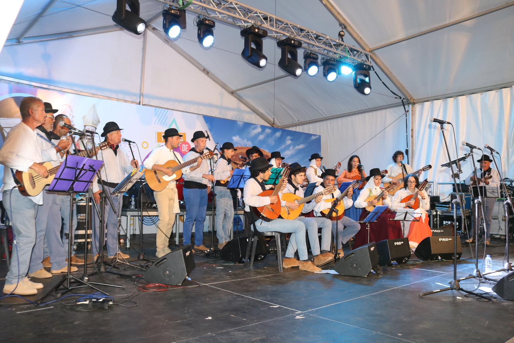 El Encuentro de Solistas regala una mágica noche de tradición y folklore en Femés