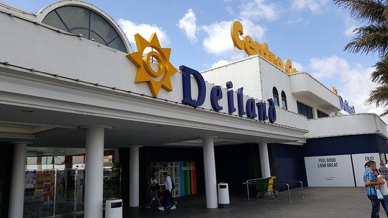 Actividades lúdicas en el Centro Comercial Deiland. Julio 2019