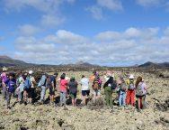 Senderismo mañana por Masdache y el entorno de Montaña Juan Bello