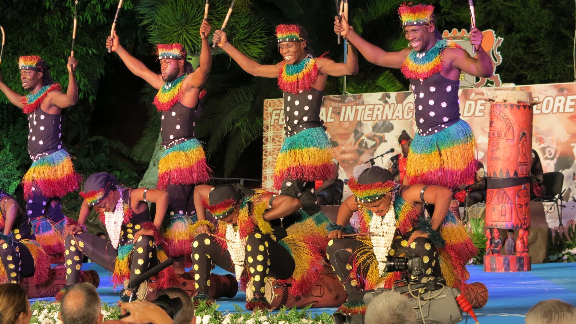 Televisión Canaria emite la clausura de la XXIV edición del Festival Internacional de Folclore de Ingenio