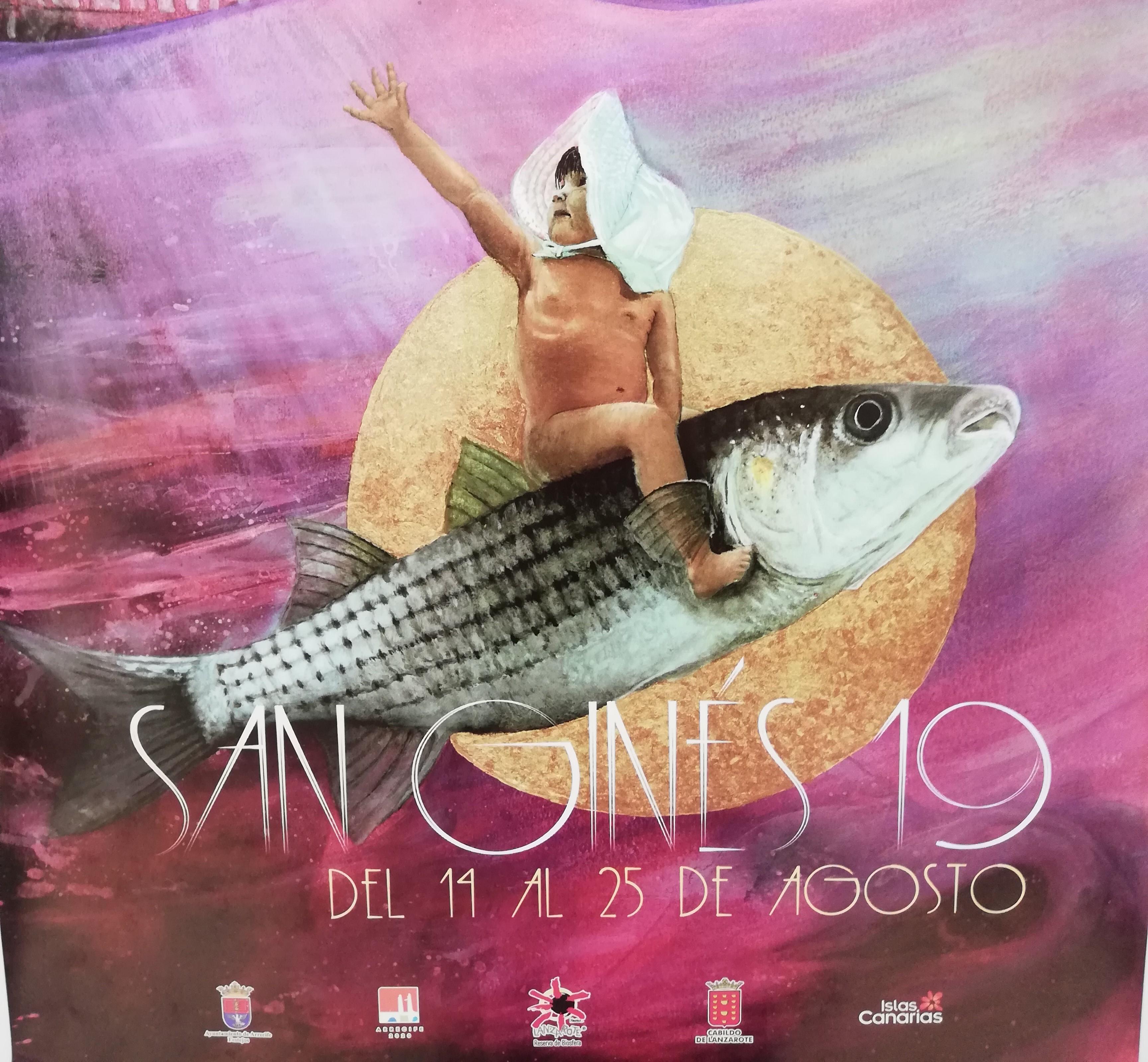 El Ayuntamiento de Arrecife presenta el programa de fiestas de San Ginés 2019