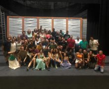 Se inician los ensayos de la gran producción 'César Manrique, el musical' en el Centro Cívico de Carrizal