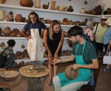 María Dolores Corujo certifica una nueva etapa en la gestión de los Centros Turísticos